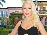 Good thing she's worth $90 million! Christina Aguilera sells her Beverly Hills mansion for $2 million below asking price