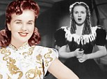 Reclusive former 1930s star Deanna Durbin, who became one of America's highest paid actresses, dies aged 91