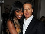 'They have a complex relationship': Naomi Campbell and Vladimir Doronin, who have been dating for the past five years, are reported to be on a break