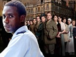 Downton Abbey gets its first ever black character... as Gary Carr is cast as jazz singer Jack Ross