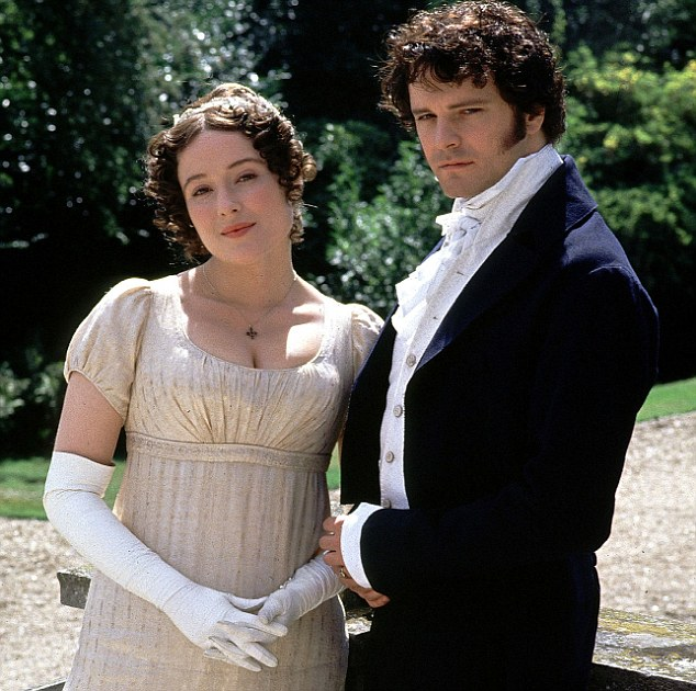 The length of the party could affect whether a woman would capture a Colin Firth-esque Mr Darcy or not