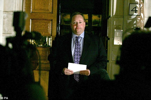 Probe: The party has confirmed police are to investigate claims made against Lord Rennard
