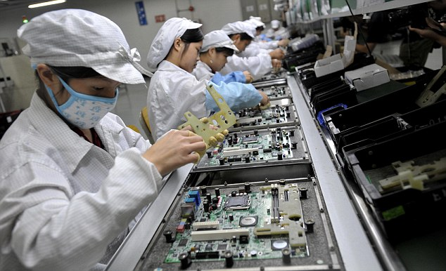 Economy watch: China manufacturing numbers show evidence of near stagnation in recent activity