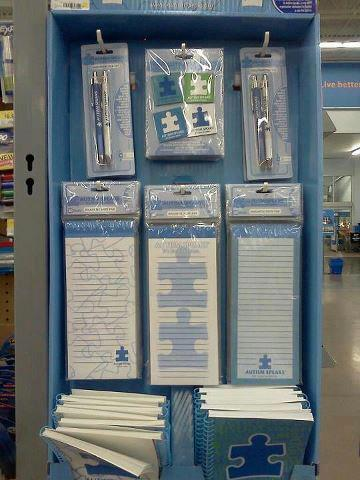 Autism Speaks at Wal-Mart