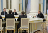Putin Tells Ministers to Make Action Plans Public