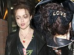 Passion Play: Helena Bonham Carter was there to see the new play