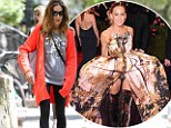 Midnight struck... and she turned into a pumpkin: Sarah Jessica Parker gets back into her scruffs day after Met Ball triumph