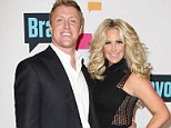 'Our relationships overlapped': Kim Zolciak rocked by cheating scandal as model claims she was ALSO dating Kroy in early days of their romance