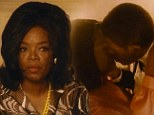 A kiss and a slap! Oprah Winfrey goes from supportive wife to ferocious mother in new full-length trailer for Butler