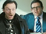 'We're going to get there if it kills us': Simon Pegg and Nick Frost are reunited on the big screen for pub crawl in new trailer for The World's End