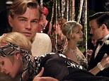 Bright young things: Leonardo DiCaprio as Jay Gatsby and Carey Mulligan as Daisy Buchanan