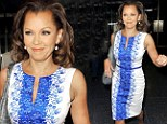 Vanessa Williams out and about in New York, America on Tuesday