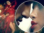 What will Justin think? Selena Gomez cavorts in risque red dress and caresses sexy guy in new video Come And Get It