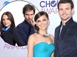 'I've been hiding my rapidly growing bump!': Perception star Rachael Lee Cook reveals she's expecting her first child with Vampire Diaries hunk Daniel Gillies