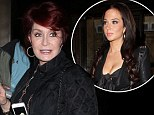 So long Tulisa! Sharon Osbourne 'will return to X Factor after signing £1.5million deal' which sees N-Dubz star axed