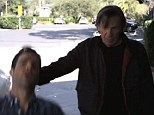 Spock vs Spock! Leonard Nimoy gives Zachary Quinto a Vulcan nerve pinch in new car commercial
