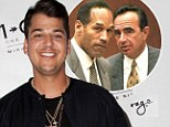 Legal boom! Rob Kardashian hires famed OJ Simpson attorney Robert Shapiro in paparazzo battery and theft case