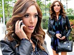 'Porn star was paid to have sex with me': Farrah Abraham admits to hiring James Deen and claims she sold sex tape 'to gain control' of video