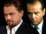 The transformation is almost complete! Leonardo DiCaprio continues to morph into his hero Jack Nicholson