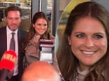 Princess Madeleine at Red Rooster Harlem