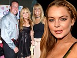 A Lohan reunion? Dina and Michael summoned to Betty Ford Center for group therapy session with daughter Lindsay