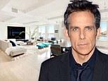 Ben Stiller puts his stunning New York home on the market for $9.6million