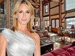 Feast your eyes! Real Housewives' Sonja Morgan selling Colorado ski home at Rocky Mountain high asking price of $9 million