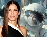 FIRST LOOK: Sandra Bullock hurtles alone through outer space in terrifying new Gravity teaser trailer