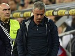 Boo boys: Mourinho remains unpopular among Real Madrid supporters