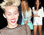 Miley Cyrus beats Selena Gomez and Rihanna to top spot on Maxim Hot 100 list, calling her win 'every woman's fantasy'