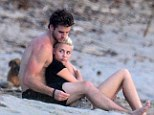 'She¿ll lose him if she doesn¿t act fast': Miley Cyrus scrambles to save her relationship with fiance Liam Hemsworth by seeking couple's therapy