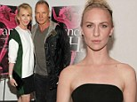 Doting parents: Sting and Trudie Styler showed support for their daughter Mickey Sumner's premiere for Frances Ha in New York, on Thursday