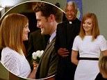 They finally say 'I do'! Glee's fourth season ends in a wedding at McKinley High for Will Schuester and Emma Pillsbury