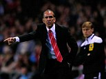 Long-term target: Sir Alex Ferguson once wanted Paolo Di Canio to play alongside Ruud van Nistelrooy