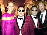 'Psy didn't seem to know who he was': Gwyneth Paltrow reveals Korean rapper blanked her husband Chris Martin at Met Ball