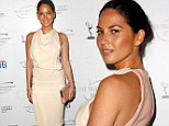 Olivia Munn at the Sixth Annual Television Academy Honors at Beverly Hills Hotel in Los Angeles, CA