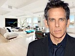 Ben Stiller puts his stunning New York home on the market for $9.6million