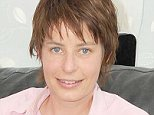 Cheap deal: Wendy Jones with daughters Tilly, on sofa, and Charlotte