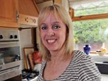 Rich recipe: Elaine Hodgkins has saved hundreds of pounds by switching through cashback websites