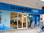 The Moody's credit ratings agency raised doubts about the Co-Operative banks ability to raise funds to plug gaps in its balance sheet