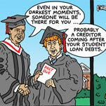 The Strip: Truth in Commencement Speeches