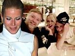 Tipsy Gwyneth Paltrow jokes best friend Cameron Diaz WAS behind her 'forced bikini line trim' in rambling candid recorded chat