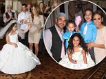 Real Housewives star Melissa Gorga celebrates daughter's First Communion with massive bash