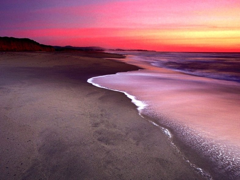 море пляж фото