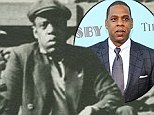 Young Forever? Jay-Z's 1939 doppelganger appears in a New York museum, sparking rumours that the rapper and his swagger traveled in time