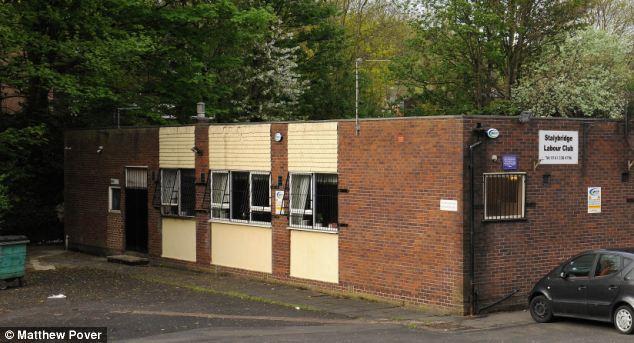 Stalybridge Labour Club in Tameside, Greater Manchester
