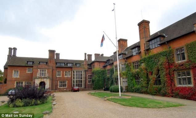 Defence medical rehabilitation centre, Headley Court, Surrey.