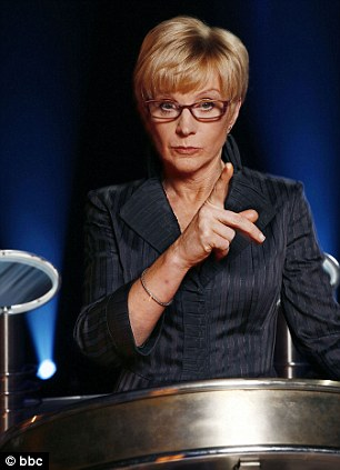 TELEVISION PROGRAMMES: THE WEAKEST LINK
