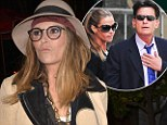 Brooke Mueller to try to win back custody of twins Bob and Max from Denise Richards for fear of Charlie Sheen's 'volcanic temper'