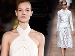 LIZ JONES: White's hot this summer, but can you wear it if you're not walking up the aisle?